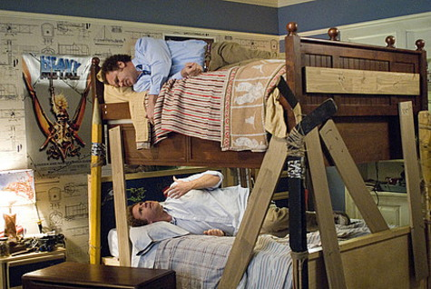 Step Brothers Bunk Bed Scene