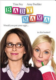 Baby Mama DVD Promotion