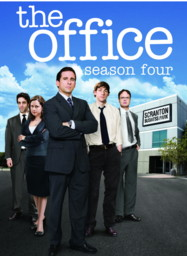 The Office - Season 4 DVD