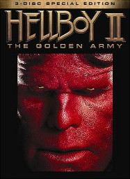 DVD: Hellboy II: The Golden Army