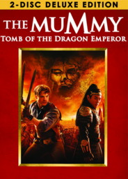 DVD: The Mummy III: Tomb of the Dragon Emperor