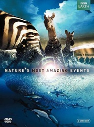 Nature's Most Amazing Events DVD