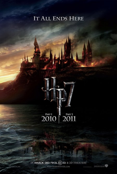 Harry Potter 7-2 Poster