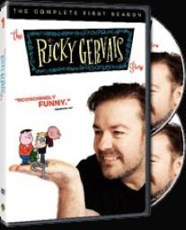 Ricky Gervais Show Season 1 DVD