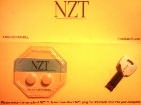 Limitless NZT
